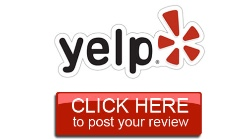 Button to leave a Yelp Review
